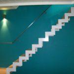 trap binneshuis