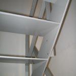 minimalistische traptreden