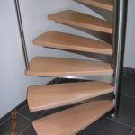 houten traptreden
