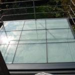 glazen tegels