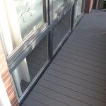 terrasvloer afwerking