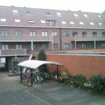 Terrassen aan appartementen
