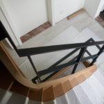 balustrades platte lat